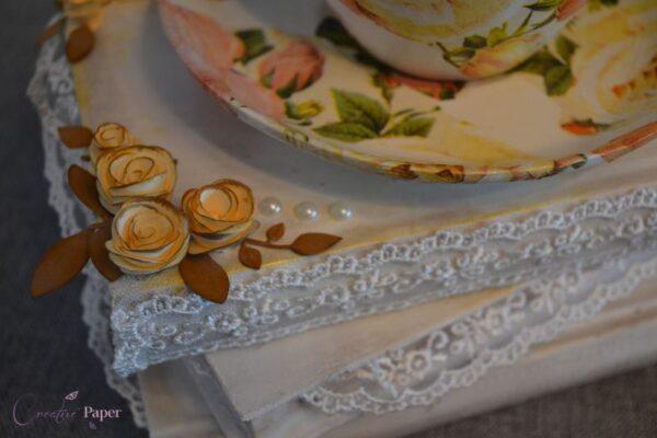 Decoratiune Vintage Tessah