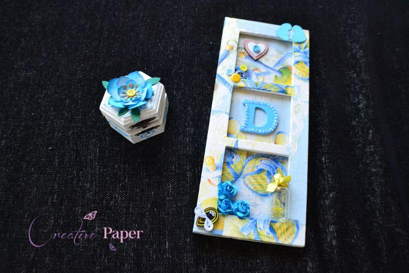 "Rama Handmade ""Blue Dreams"""