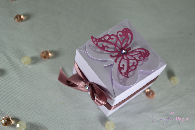 Cutiuta Bomboane Violet Love
