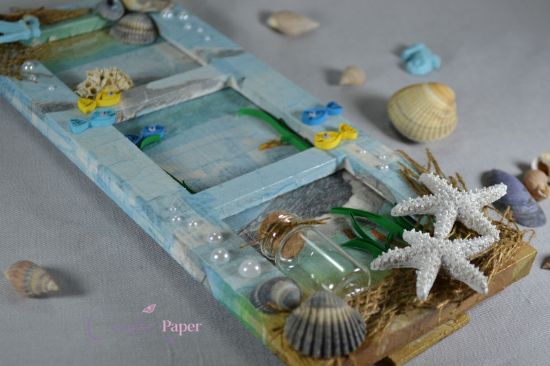 "Rama Handmade ""Blue Marine"""
