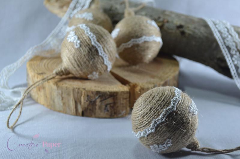 Globuri Handmade de Craciun