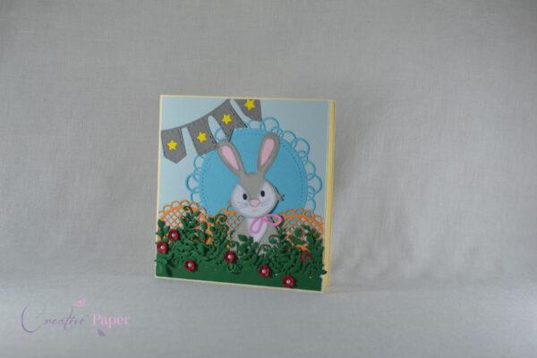 Invitatie Botez Bunny