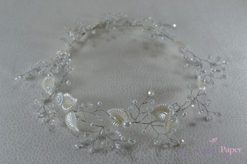 Bijuterie de Par Winter Crystal