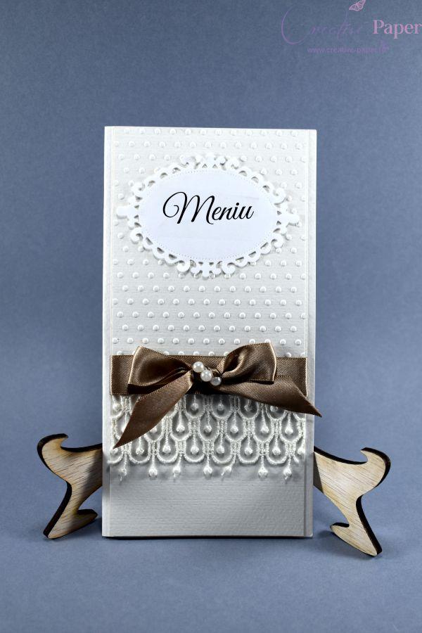 Meniuri Nunta Elegante Handmade