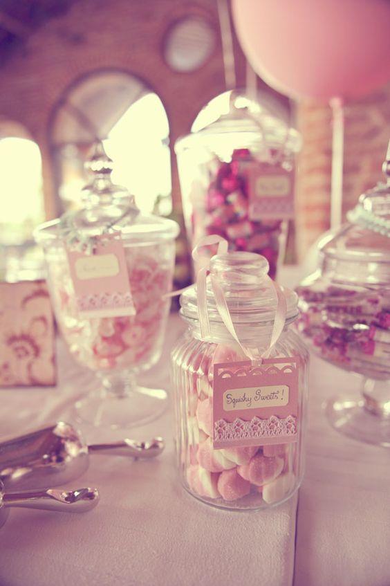 Etichete Candy Bar Nunta