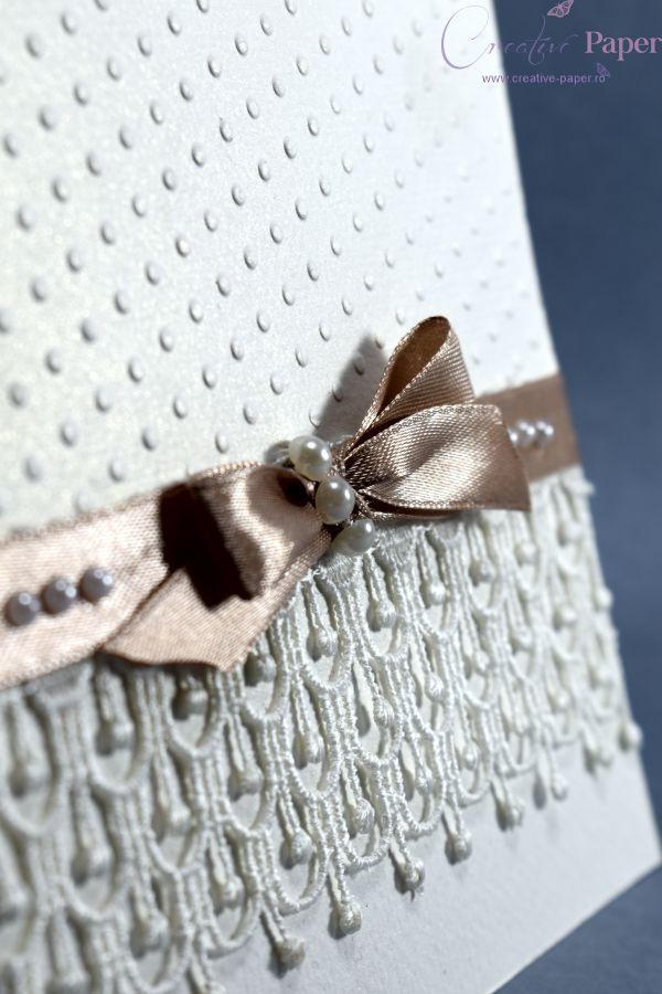Invitatii Nunta Elegante Handmade