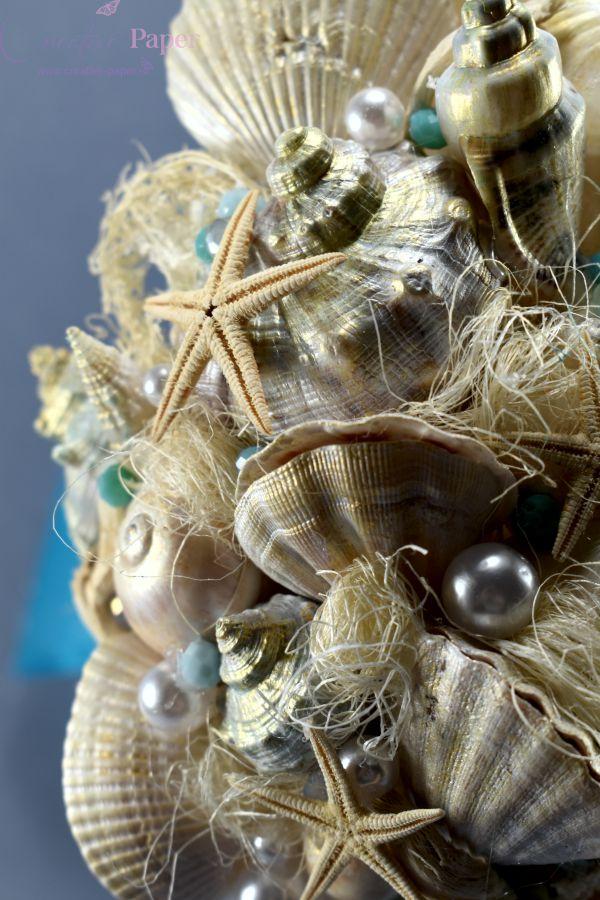 Lumanari Nunta Marine Handmade