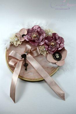 Suport Verighete Nunta Vintage Handmade