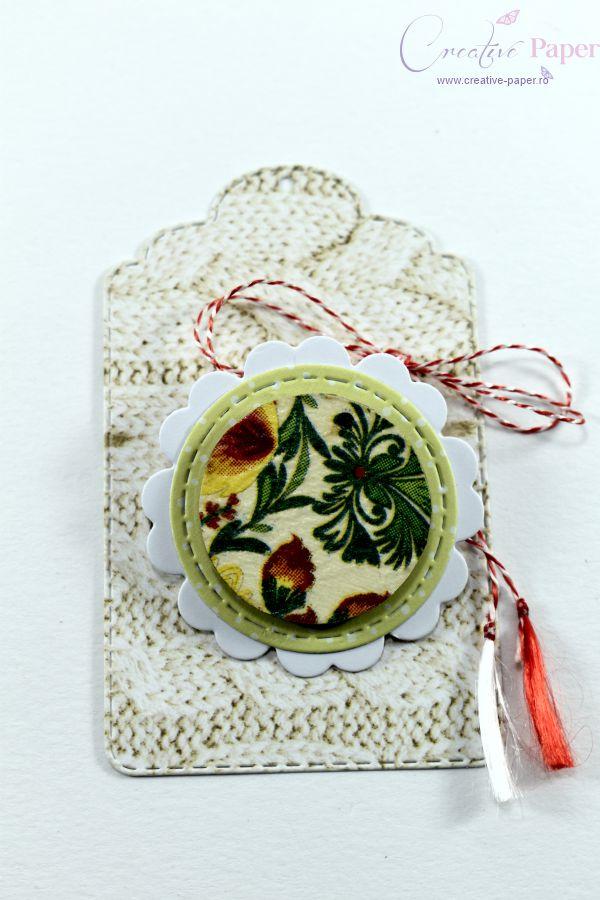 Martisoare Handmade Speciale Decupaje