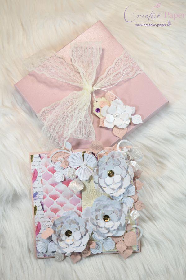 Felicitari Handmade Pure Love