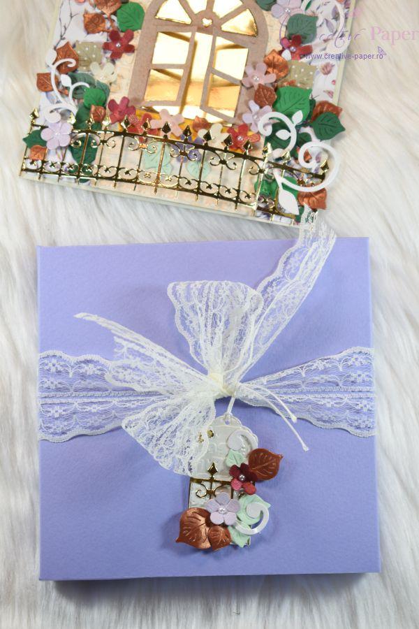 Felicitari Handmade Secret Garden