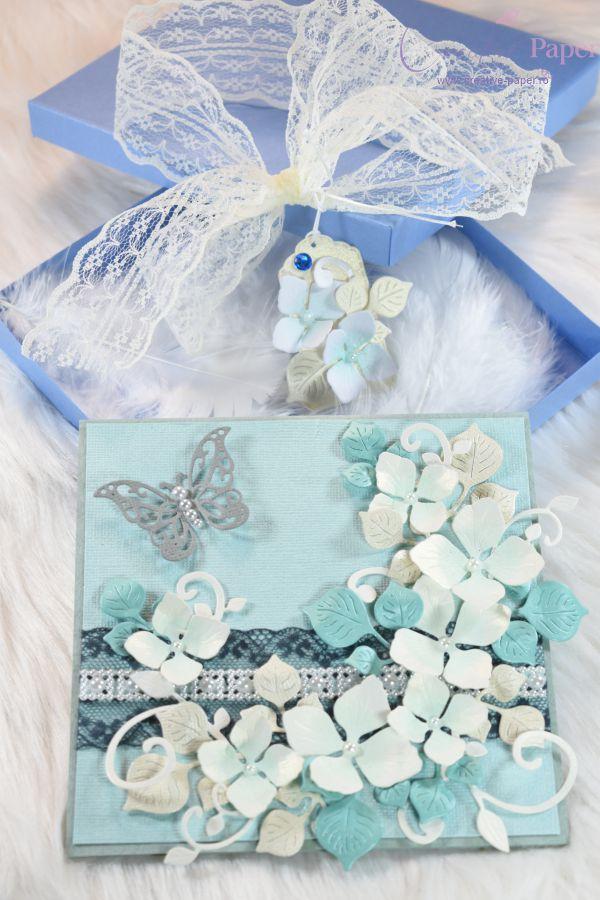 Felicitari Handmade Butterfly