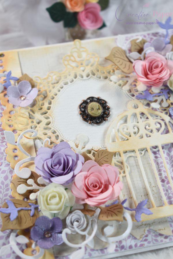 Felicitari Handmade Love Story