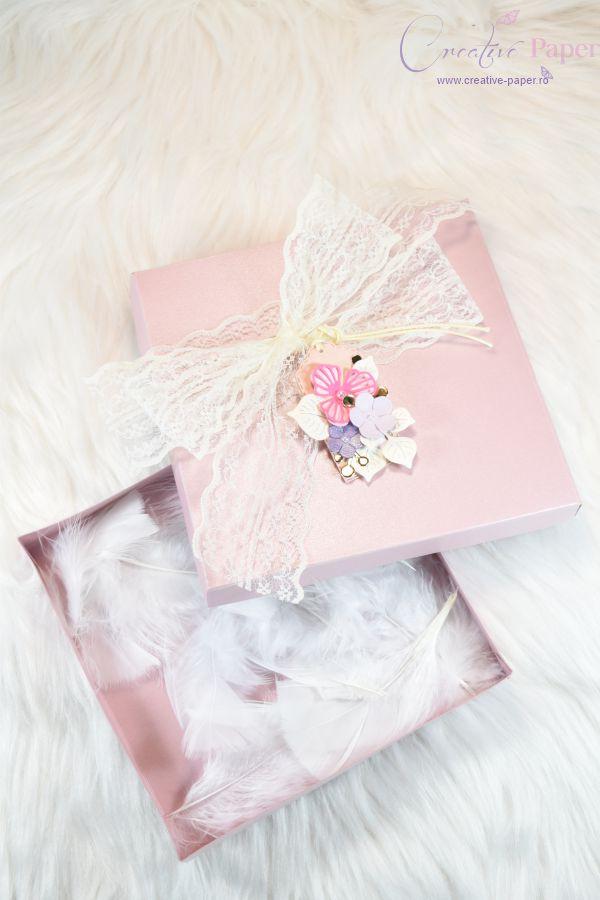 Felicitari Handmade Spring Flowers