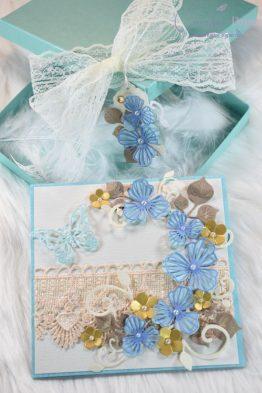 Felicitari Handmade Butterfly Effect