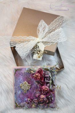 Felicitari Handmade Royal Treasure