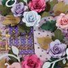 Felicitari Handmade Rose Garden