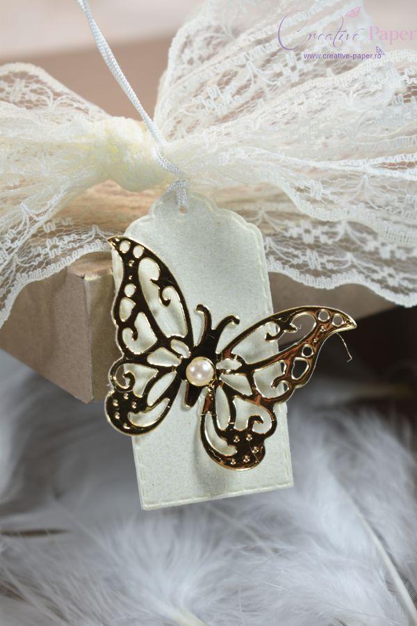 Felicitari Handmade Butterfly Symphony