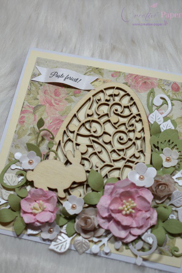 Felicitari de Paste Handmade Iepuras